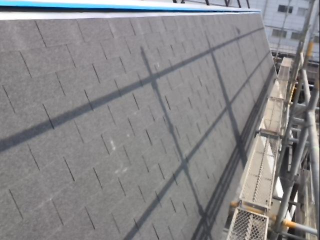 川口市 A様邸 【屋根工事】 シングル屋根、葺き替え工事