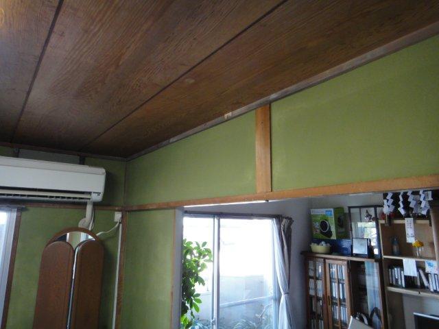 川口市 G様邸 和室 珪藻土リフォ-ム