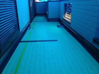 埼玉県さいたま市 浦和区 【雨漏り修理】 一般住宅 ベランダの防水工事
