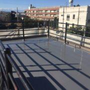 ウレタン屋上防水