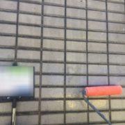 セブンS防水 トップコートの塗布 施工完了