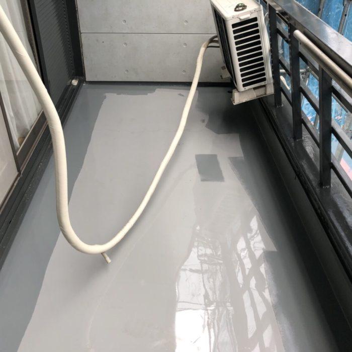 排水ドレンからの雨漏りによる防水工事(ウレタン密着工法)|さいたま市大宮区にお住いのT様邸のリフォーム