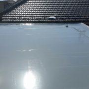屋上の雨漏り修理(ウレタン通気緩衝工法)