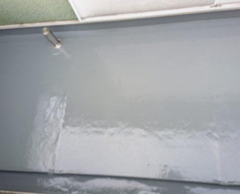 ベランダの防水補修工事(ウレタン通気緩衝工法)
