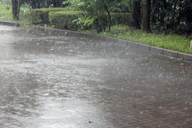 記録的な大雨