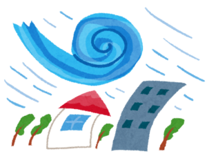 台風の被害
