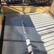 ウレタン1層目の塗装